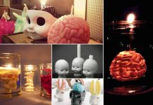 5 Creepiest Candles