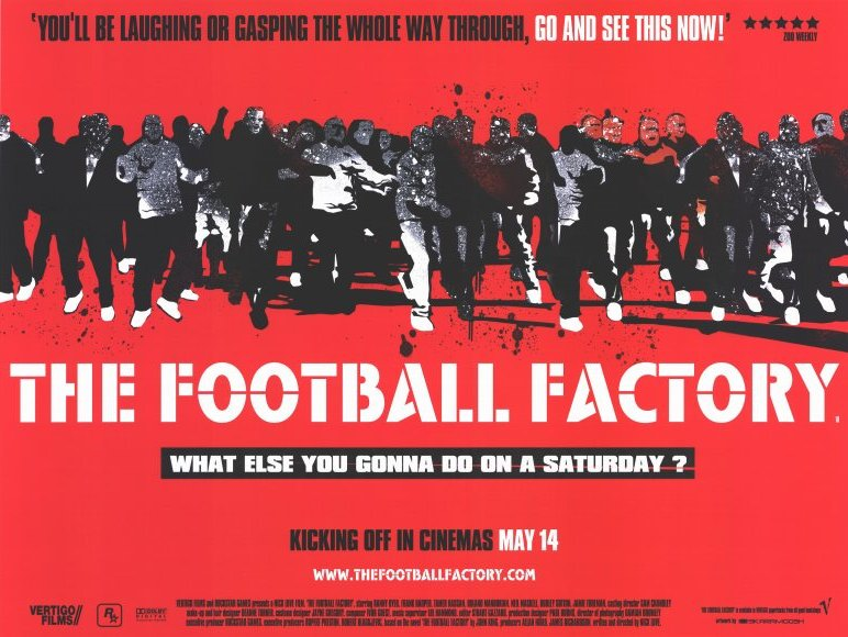 Top 6 Films for Football