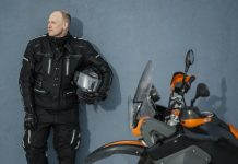 improve your safety while riding a motorcycle