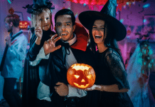 Spooky and Hallowen Party